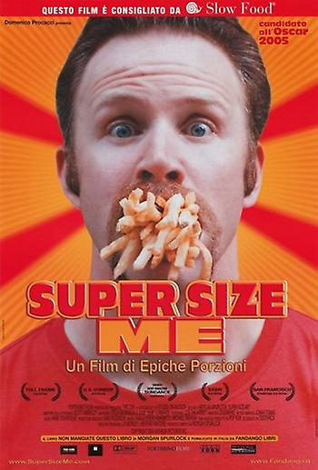 super size me by morgan spurlock essay 'super size me' filmmaker morgan spurlock confesses to in the hit fast-food documentary super size me, published a personal essay yesterday in which he.