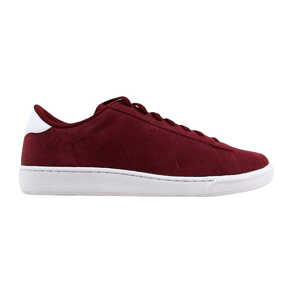 online store af7db 4288f Nike Tennis Classic CS Suede Team Red Team Red-White 829351-601 Men s
