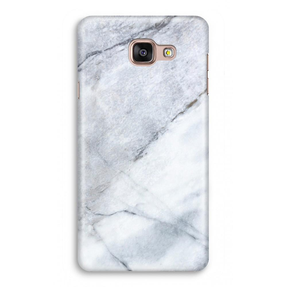 online store d035f 27ccf Samsung Galaxy A5 (2017) Full Print Case - Marble white