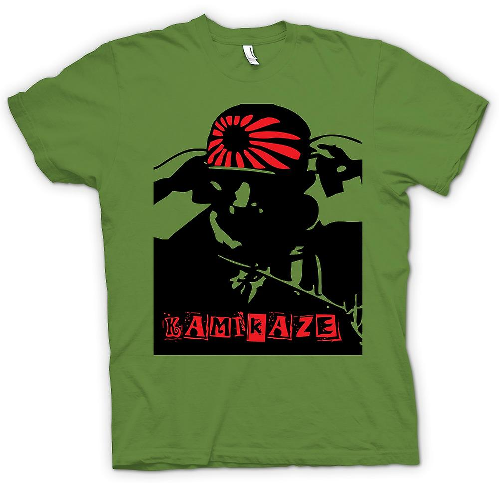 Mens T Shirt Japanische Kamikaze Ww2 Krieg Fruugo