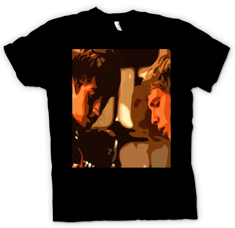 1def5c2d Mens T-shirt - Arctic Monkeys - Music | Fruugo