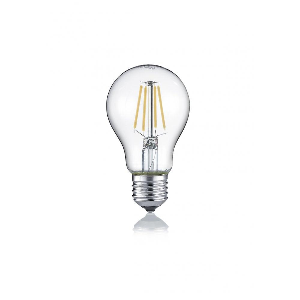 Trio Lighting Bulb Vintage Transparent Clear Glass Light Source