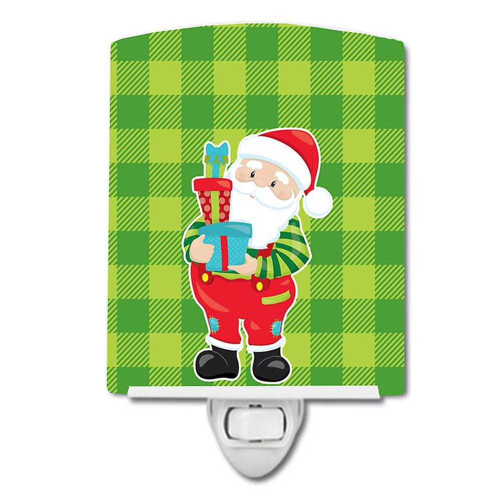 Carolines Schätze BB9019CNL Weihnachten Santa Claus #3 Keramik ...
