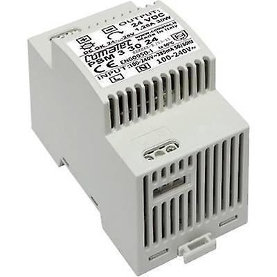 Comatec PSM3/30 24 Rail mounted PSU (DIN) 24 Vdc 1 25 A 30 W