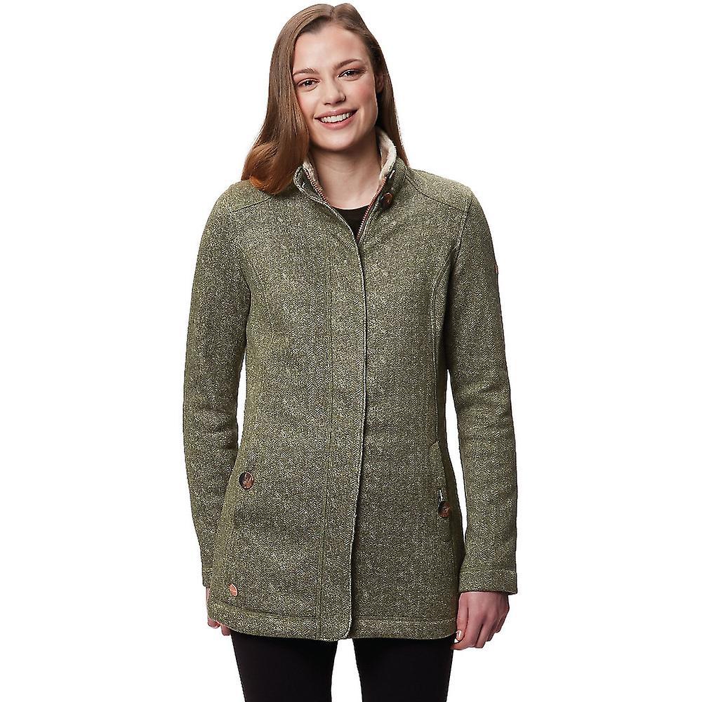 eb20dcac Regatta kvinners/damer Romola line fiskebein pels pels jakke | Fruugo