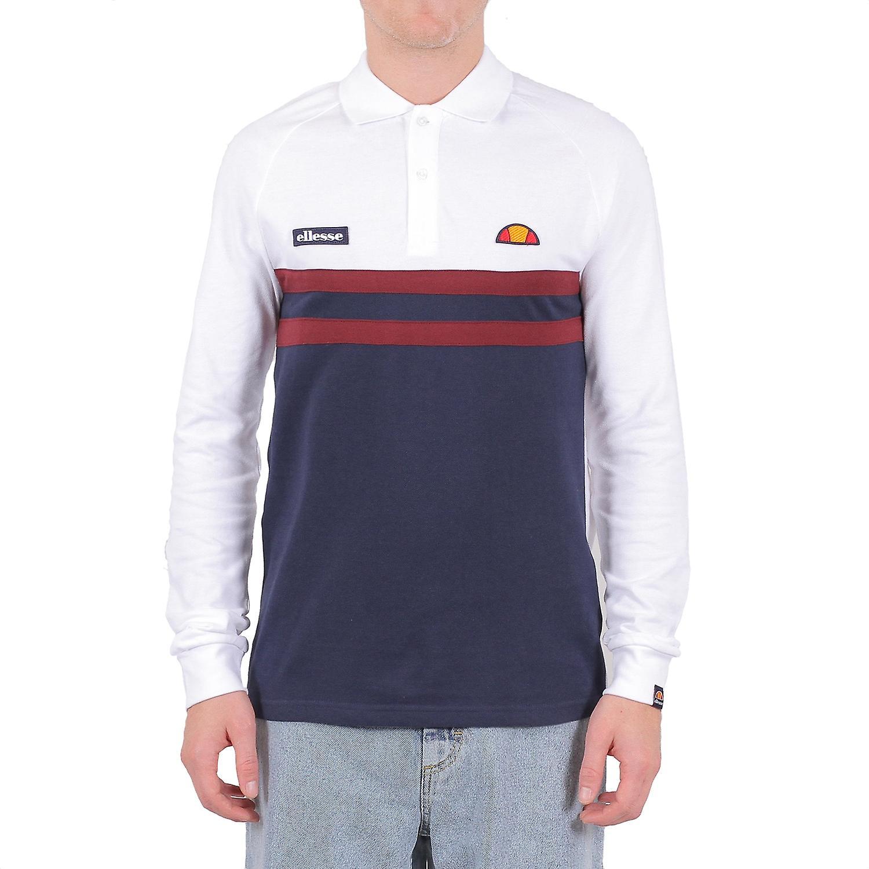 0eeae2eb43 Ellesse men's polo shirt Lovaro Rugby top