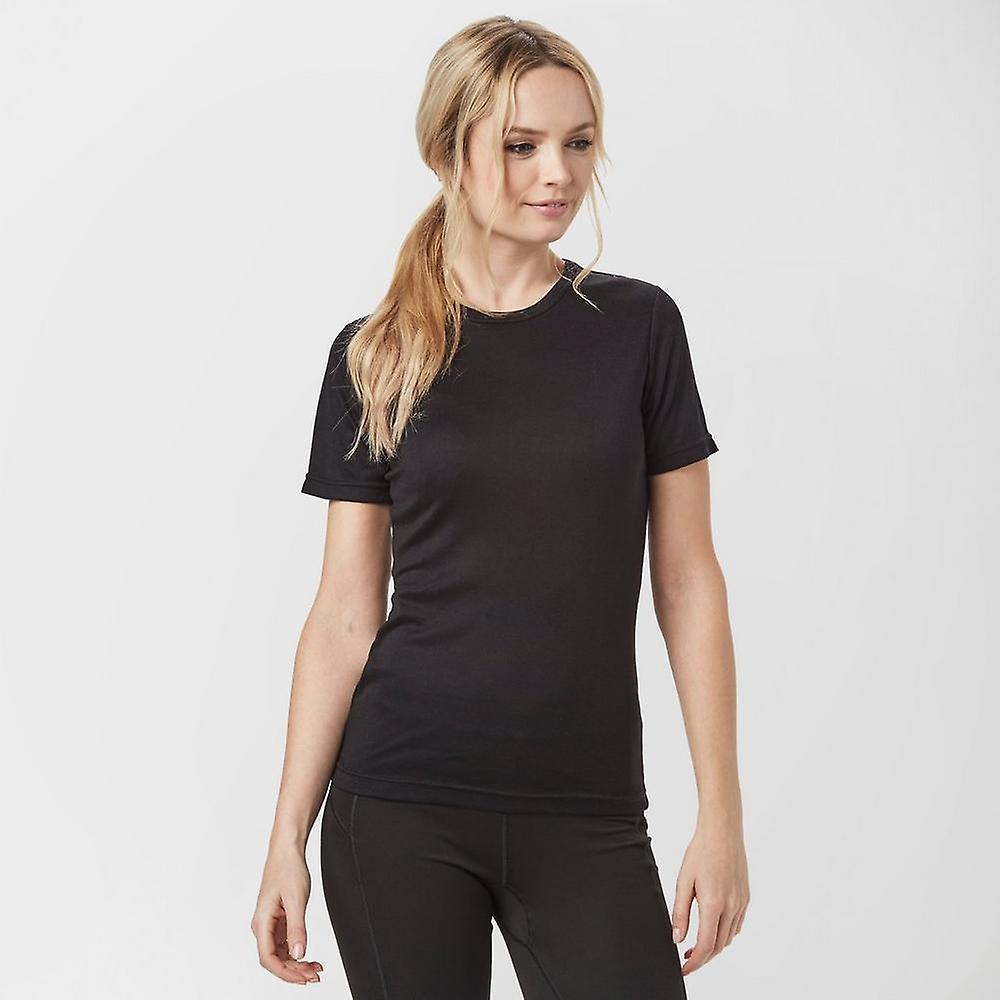 New Peter Storm Women's Short Sleeve Thermal Crew T-Shirt