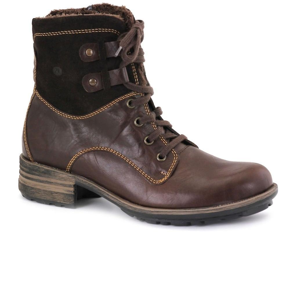 Dickies Men's Cannon Waterproof Work Boots Steel Toe Brown Size 9(M)