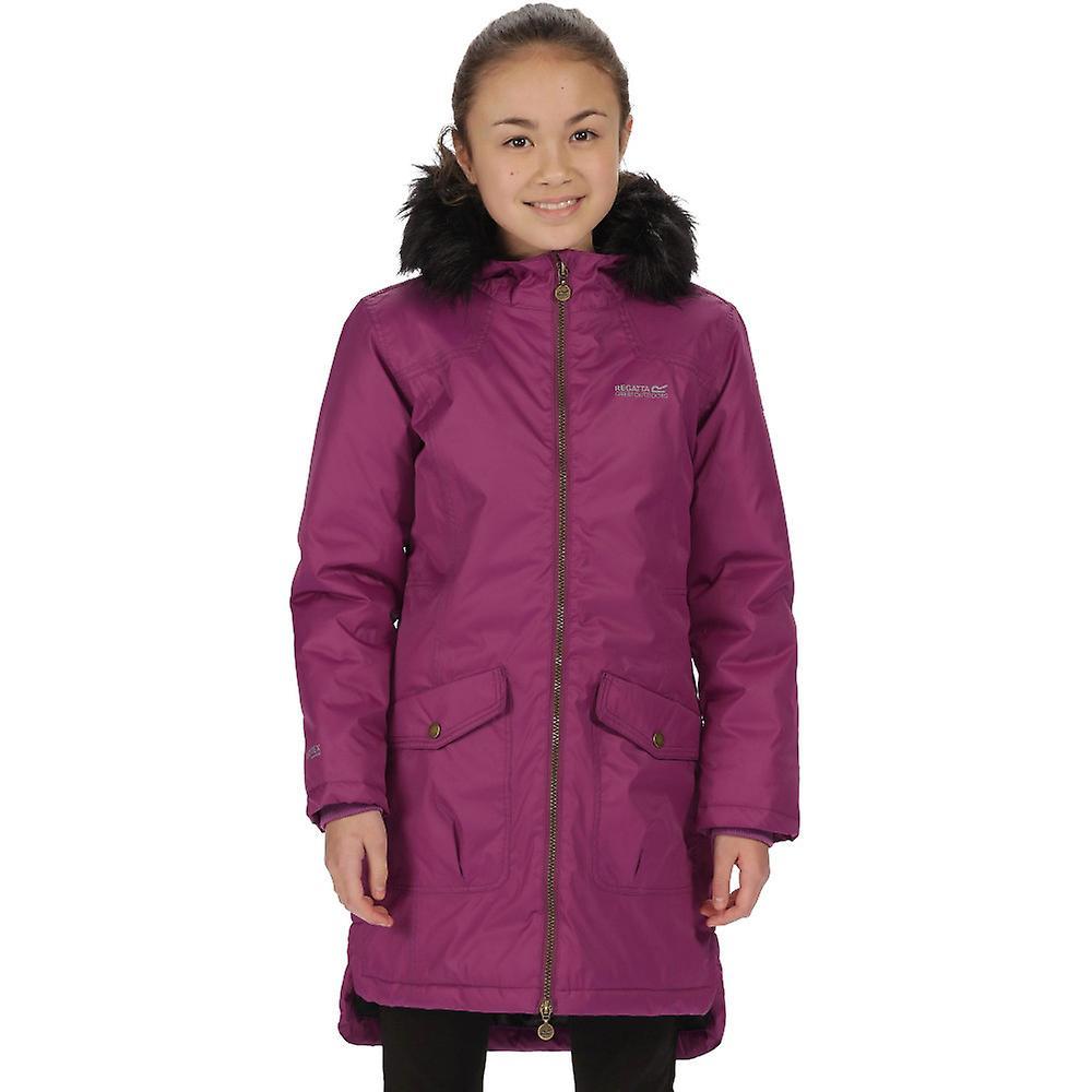 elegir despacho marcas reconocidas famosa marca de diseñador Regata de niños y niñas Hollybank impermeable aislado Parka chaqueta de  abrigo