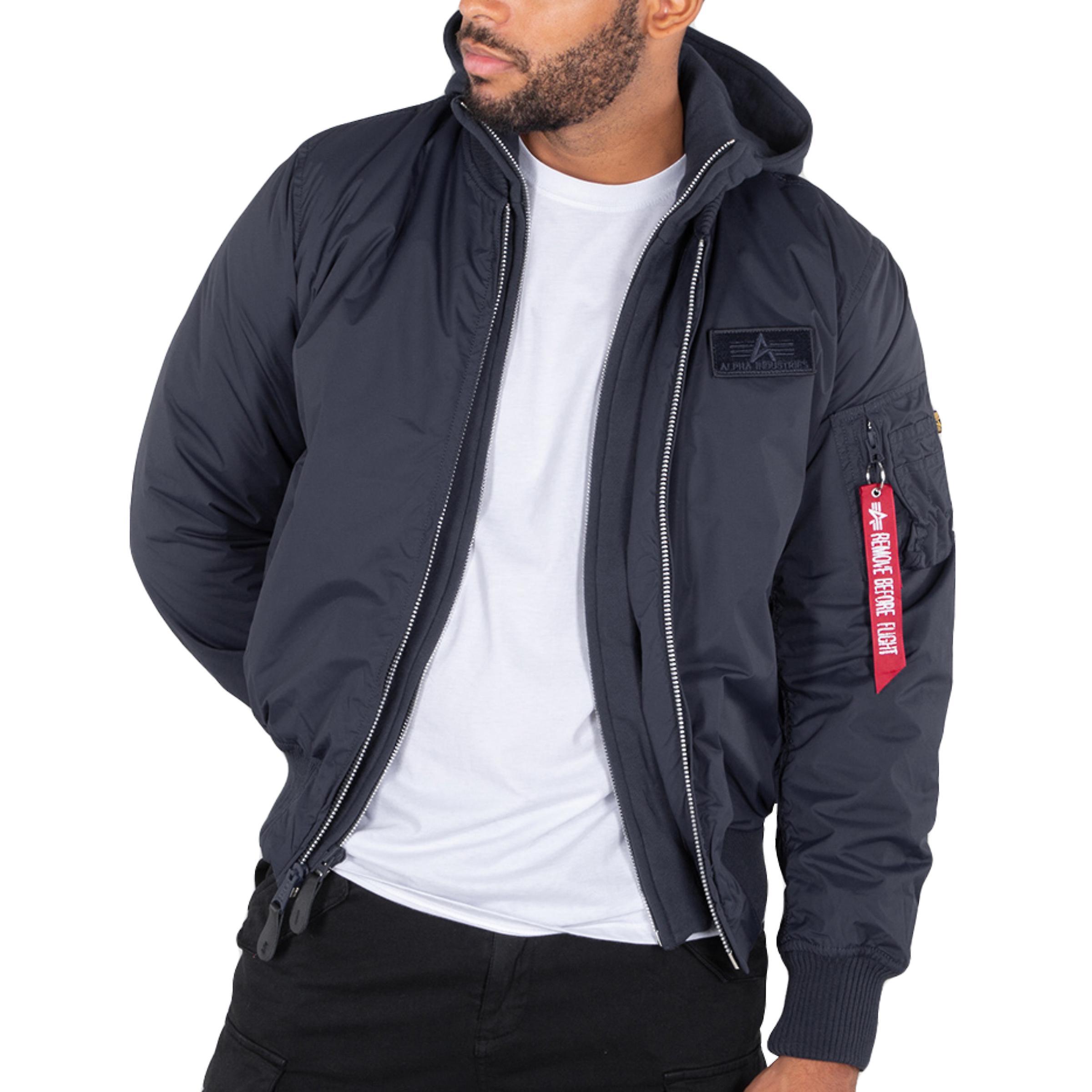 Alpha Industries MA 1 D Tec Jacket (Herr) Hitta bästa pris