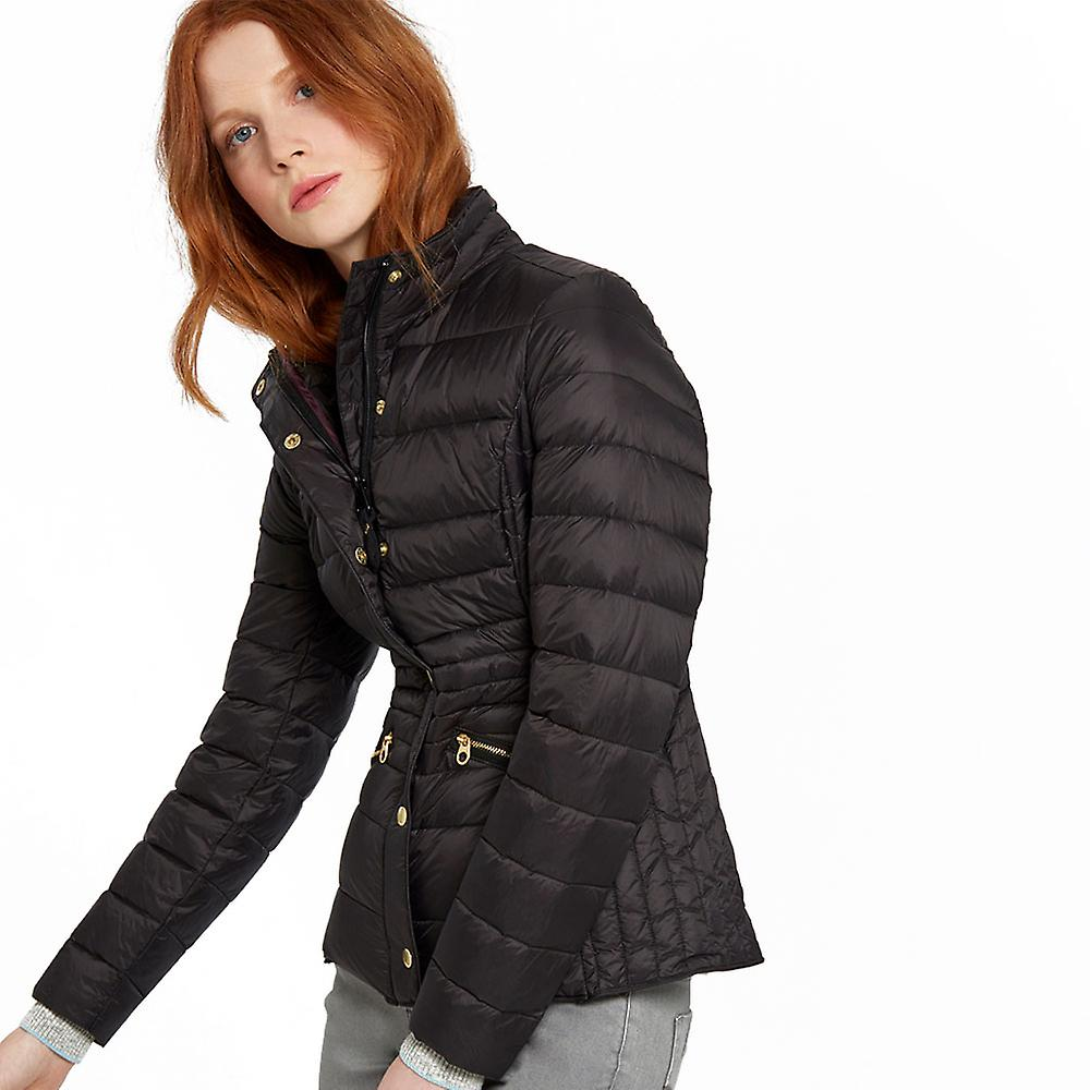 73808aa9a4d Joules Womens Ladies Moritz Padded Lightweight Down Padded Jacket ...