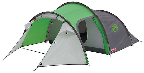 Coleman Cortes 3 Person Tunnel Tent - Green/Grey  sc 1 st  Fruugo & Coleman Cortes 3 Person Tunnel Tent - Green/Grey