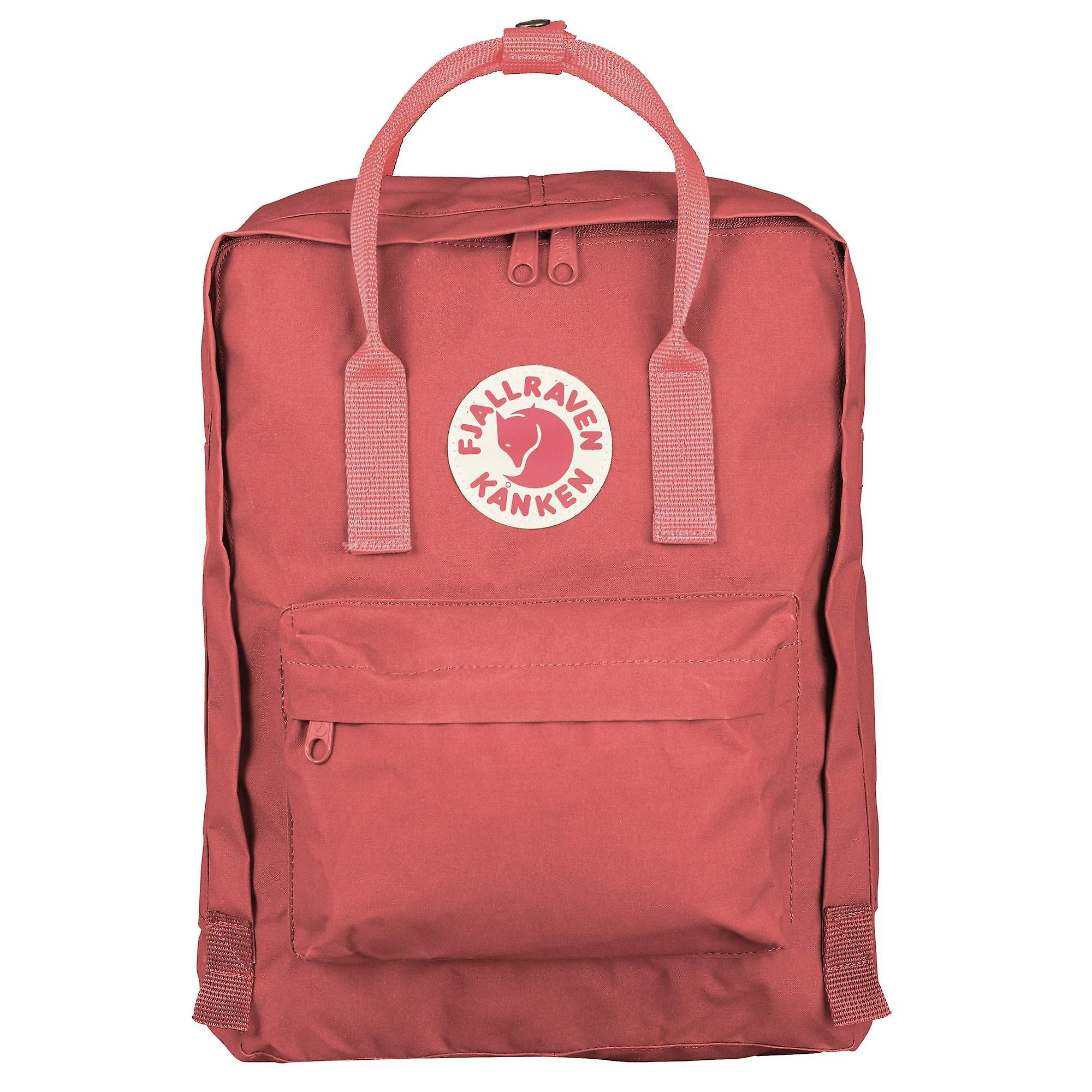 53f743246609 Fjallraven - Kanken Classic Backpack for Everyday - Peach Pink | Fruugo