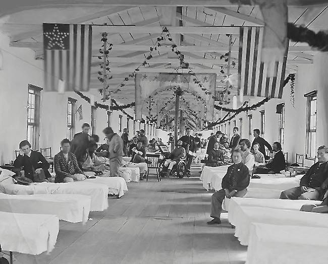 an analysis of medicine and hospitals in the civil war A civil war trust article exploring the legacy of the civil war in modern medicine  in the later years of the war, these hospitals had a previously unheard of 8%.