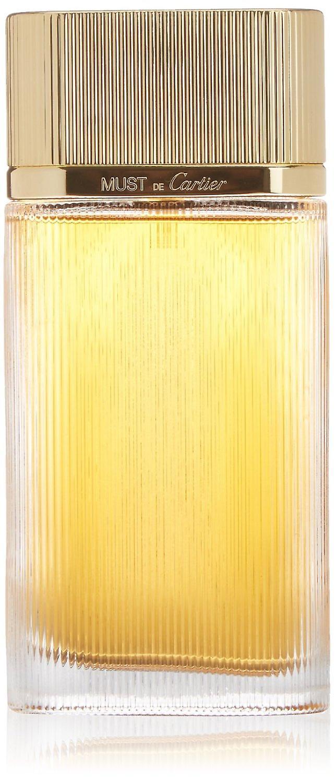 Cartier Must De Cartier Gold Eau De Parfum Spray 33oz100ml New