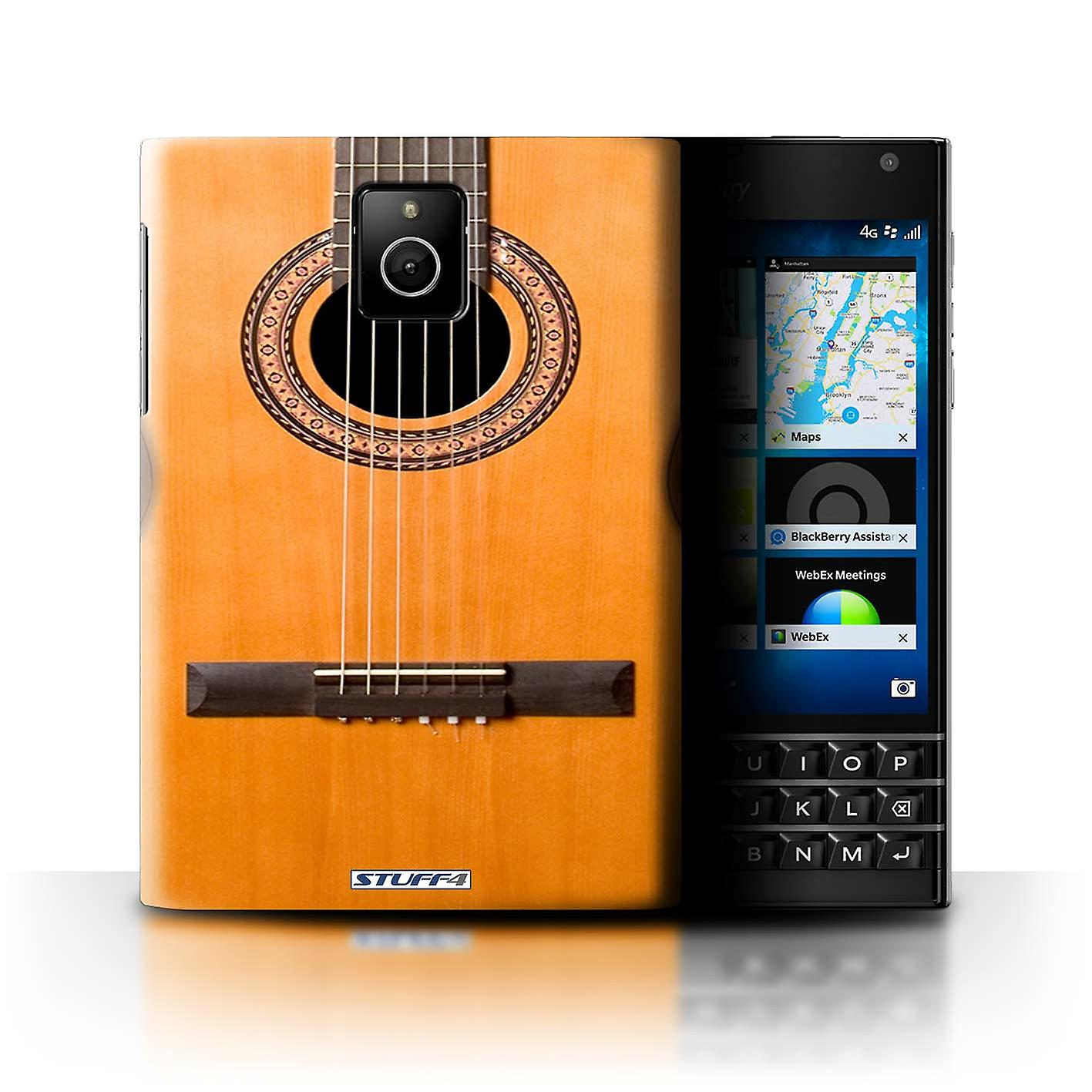 sports shoes a2cca 1e927 STUFF4 Case/Cover for Blackberry Passport/Wood/Wooden Acoustic/Guitar