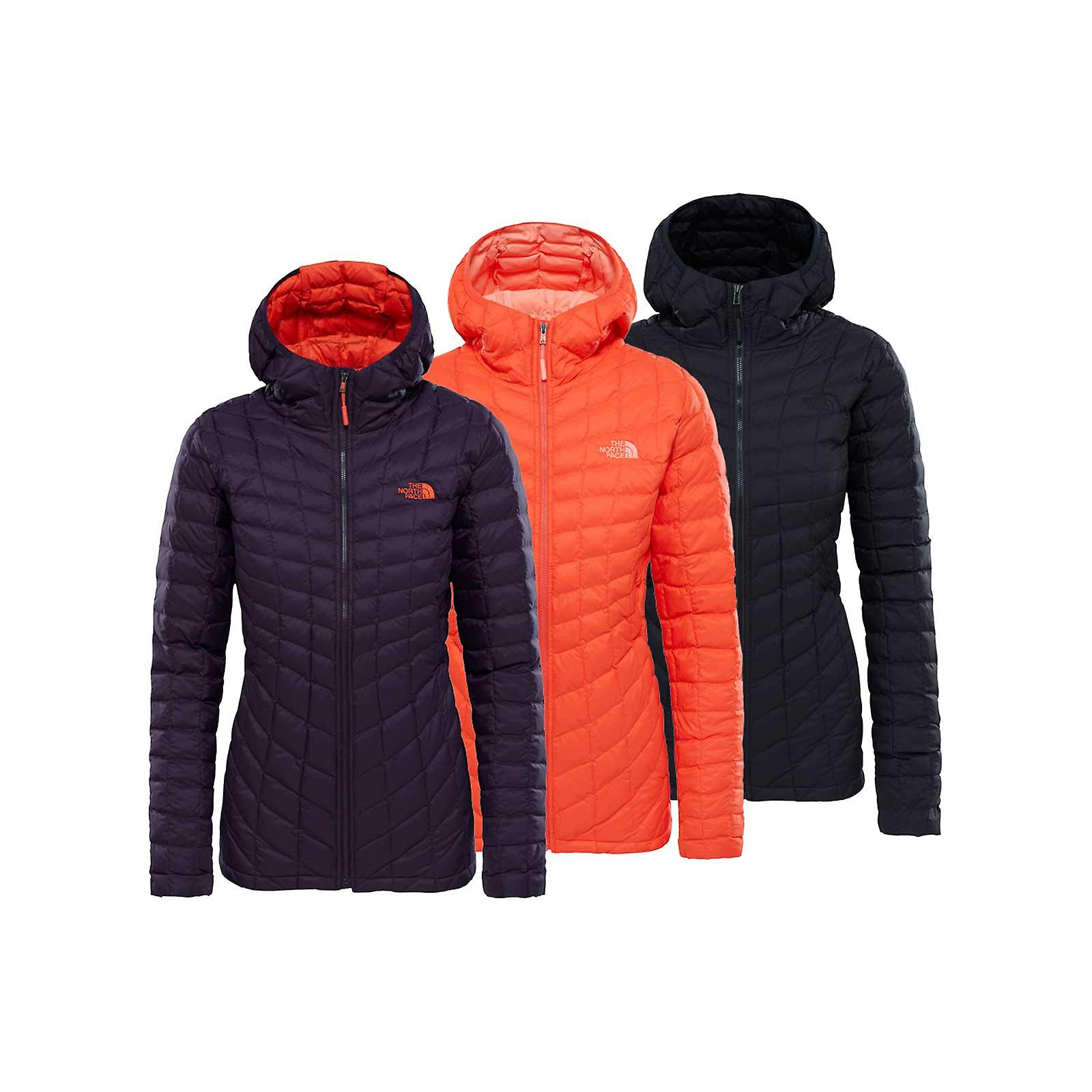 info for f22ab 71661 North Face Damen Thermoball Hoodie