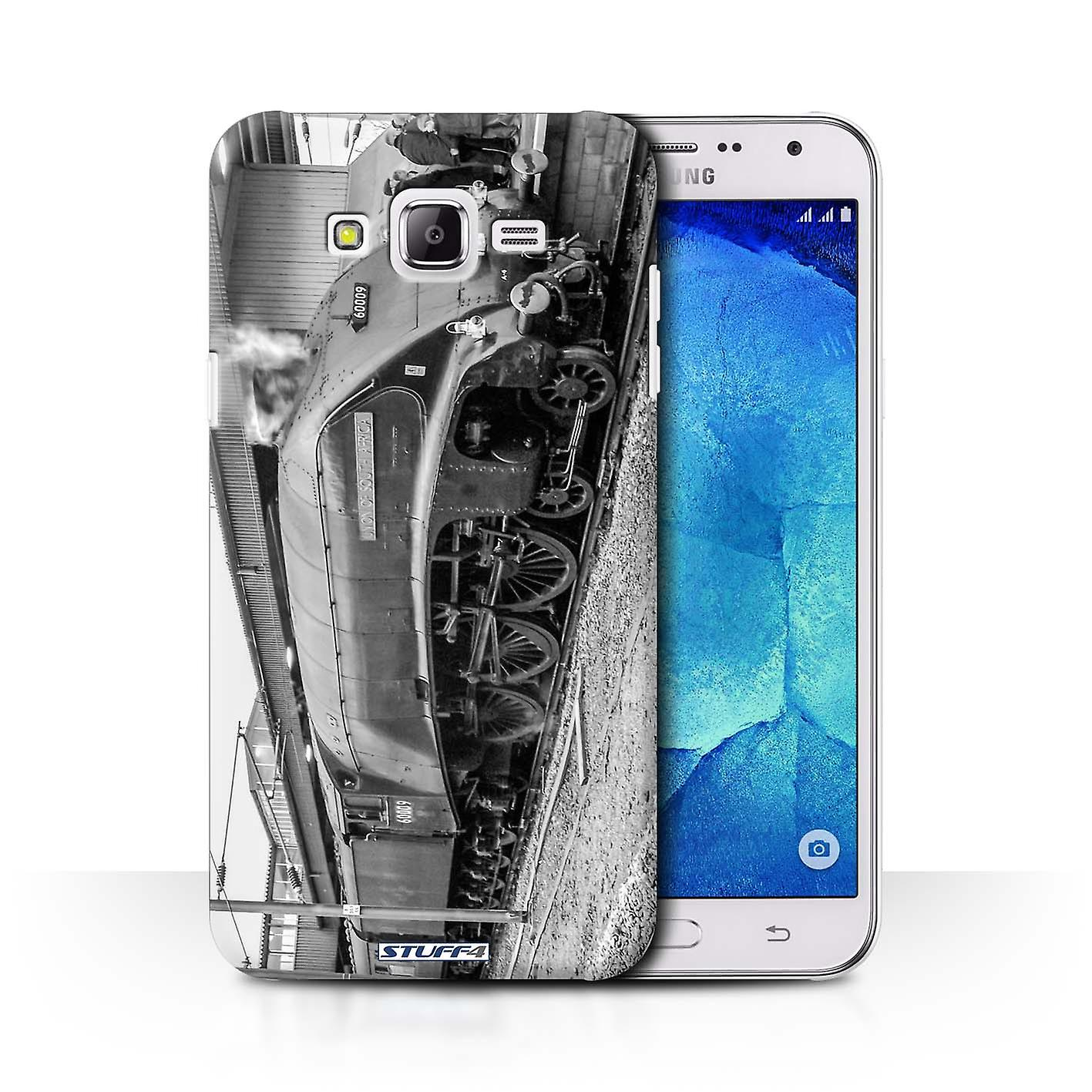 STUFF4 Case/Cover for Samsung Galaxy J7/J700/Union South Africa/Steam