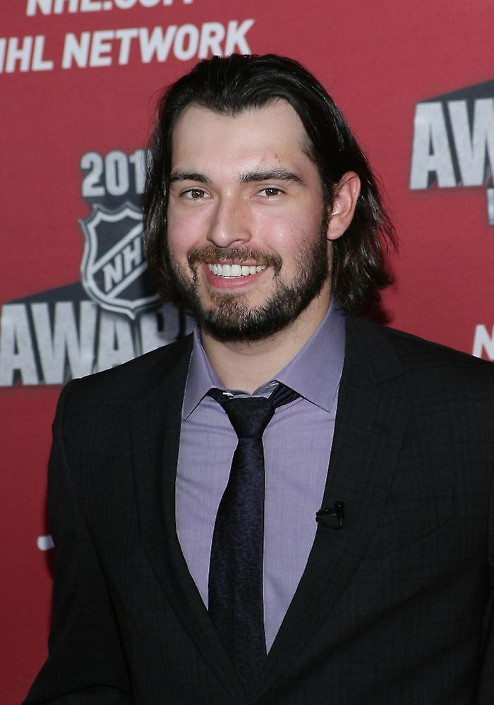 Drew Doughty At Arrivals For 2015 National Hockey League Awards