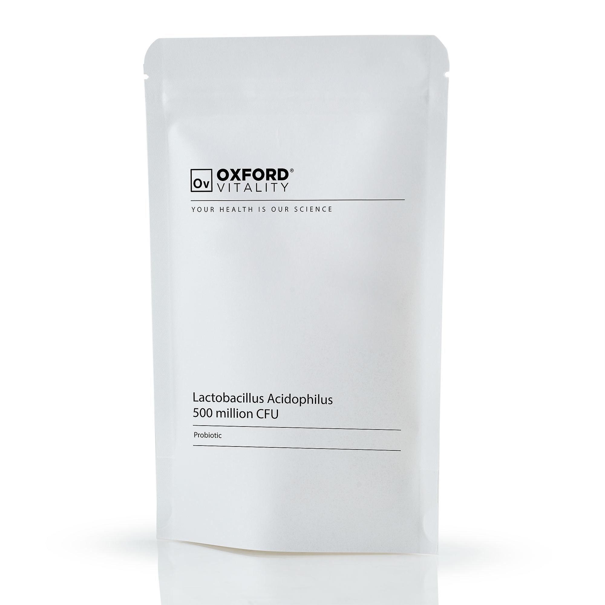 lactobacillus acidophilus tabletter