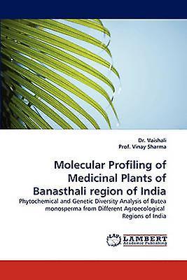 Molecular Profiling Of Medicinal Plants Of Banasthali
