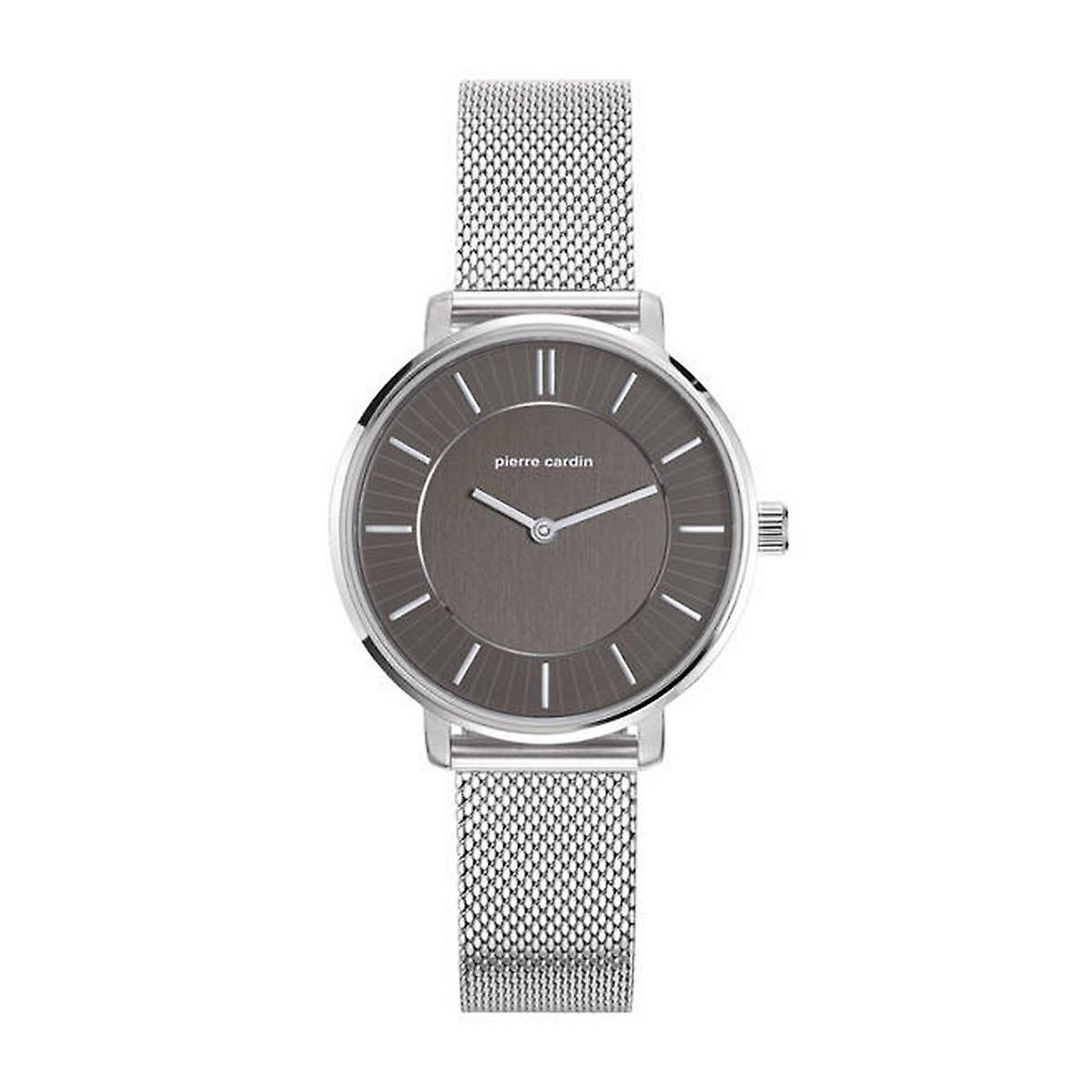 superior quality new list latest design Pierre Cardin montre montre-bracelet Brochant Femme argent PC107872F05
