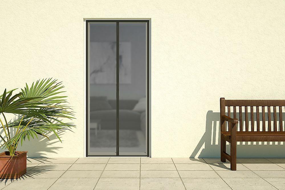 Gordijn Voor Deur : Insect bescherming deur vliegen scherm deur magneetstrip gordijn