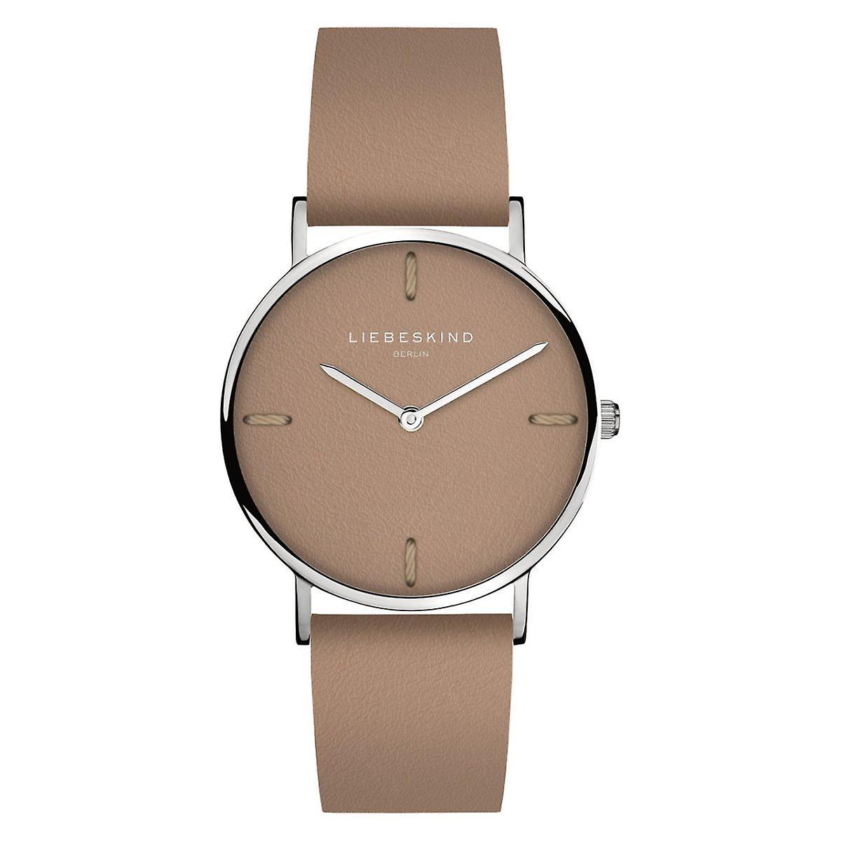 0132 Lq Berlin Leder Liebeskind Damen Armbanduhr Uhr Lt v8nwym0NO
