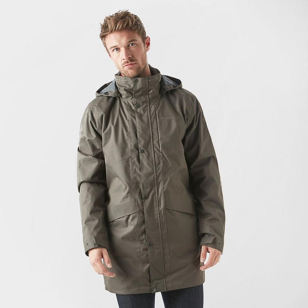 440042ea6 New Craghoppers Men's Herston Walking Everyday 3-in-1 Jacket Grey
