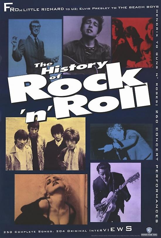 an introduction to the history of rocknroll The secret history of rock 'n' roll a review by dm murdock/acharya s i like to think of the history of rock & roll like the origin of greek drama.