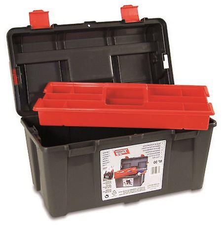 Tayg Plastic Tool Box With Tray Diy Tools Inventory Systems Storage
