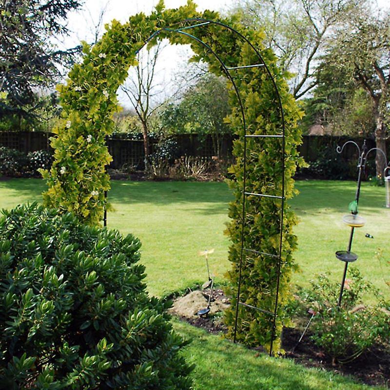 Kingfisher Metall Garten Arch Heavy Duty Starke Rose Klettern