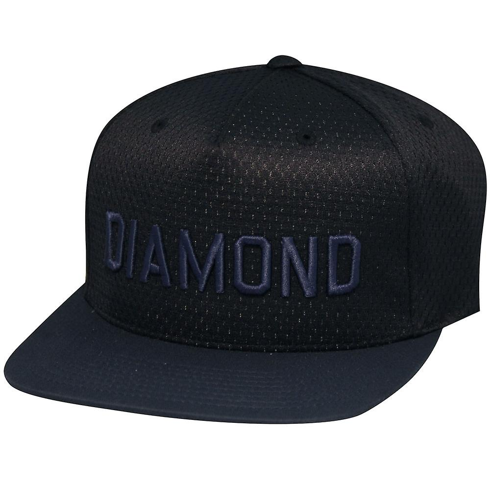 Diamond Supply Co Jackson Snapback Mesh Navy