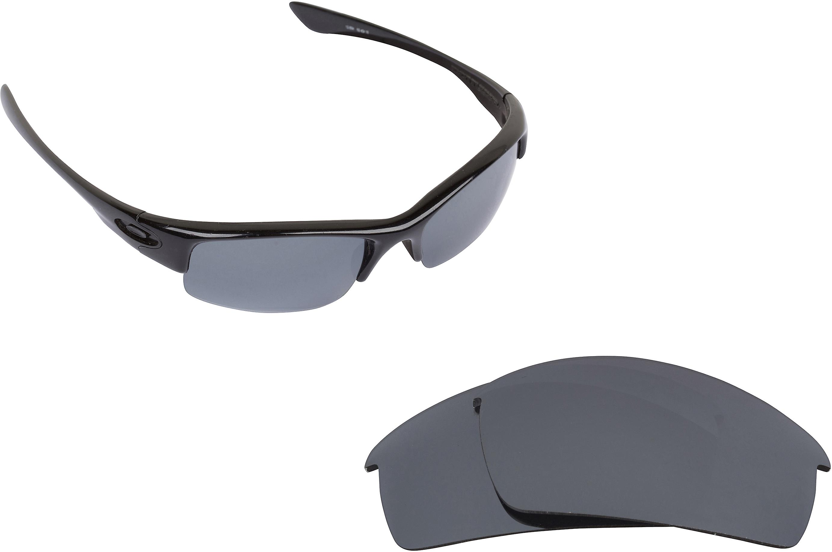 Bottlecap Replacement Lenses Polarized Silver by SEEK fits OAKLEY Sunglasses a1be5e3a3d3