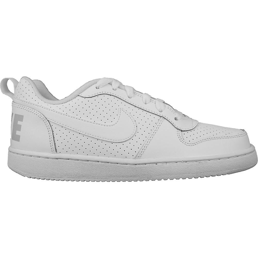 new style fef28 26bdf Nike Court Borough Low GS 839985100 basketball all year kids shoes