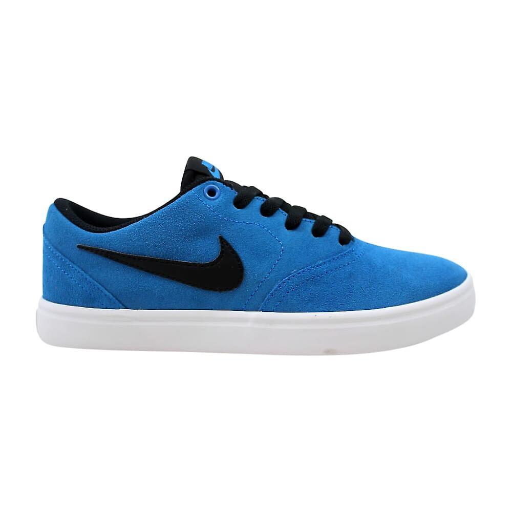 Nike SB Check Solar Photo BlauSchwarz 843895 401 Herren