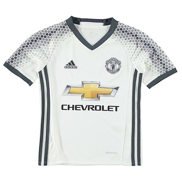 ce310079b 2016-2017 Man Utd Adidas Third Football Shirt (Kids)