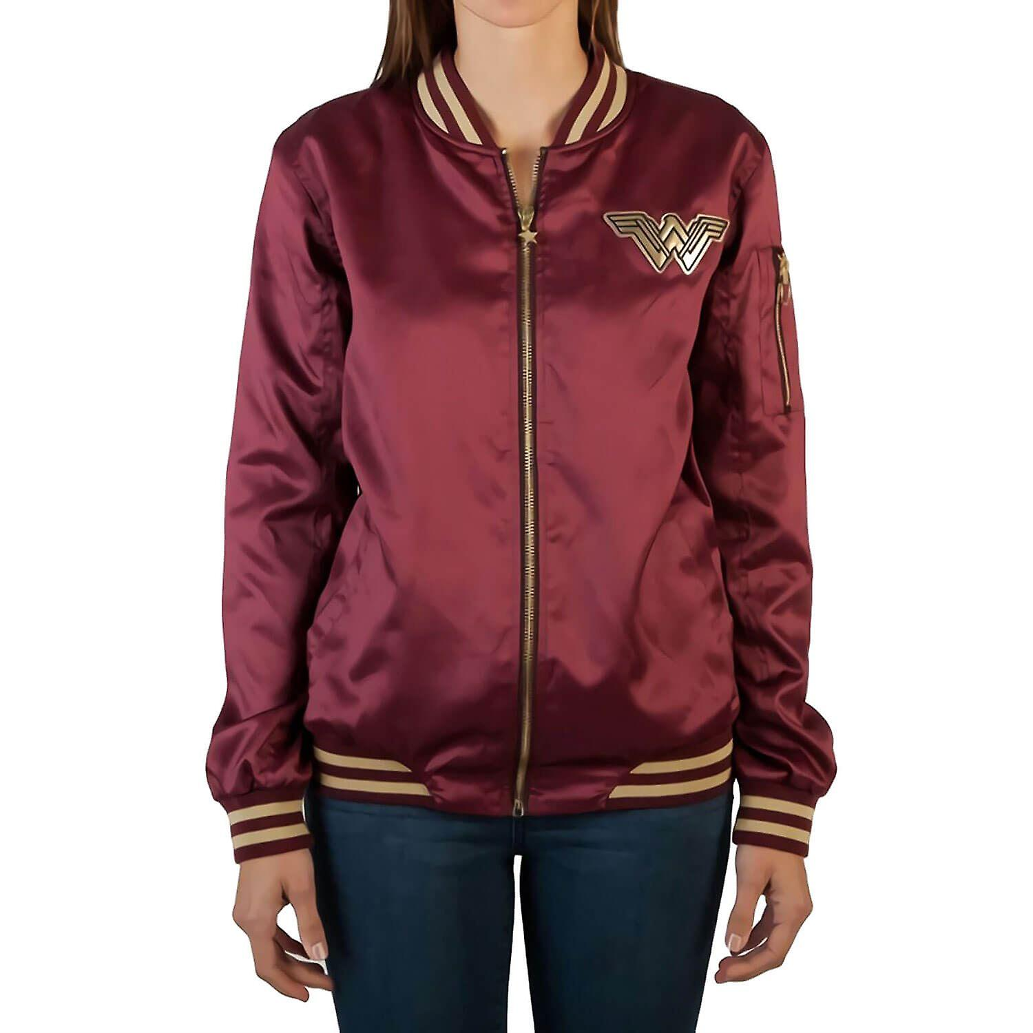 Womens Quick Bomber Jacket