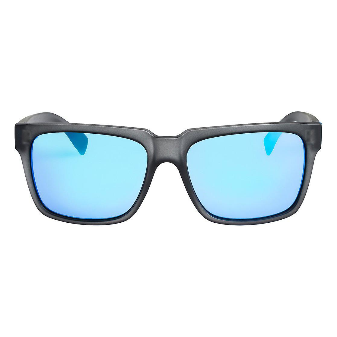 Óculos de sol Quiksilver Bruiser - fumaça de cristal fosco   Fruugo 6ab5254847
