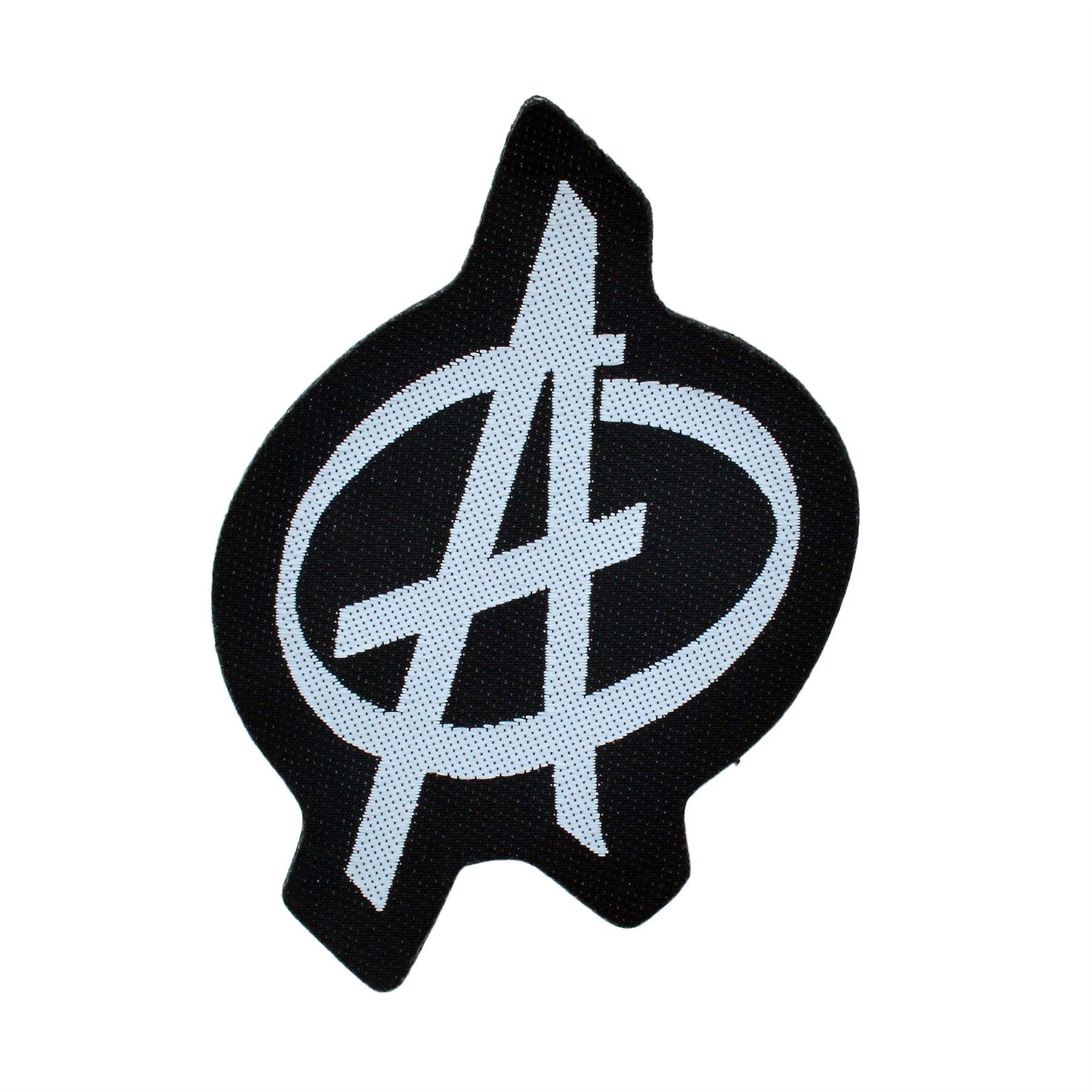 Anarchy Symbol Woven Patch Fruugo