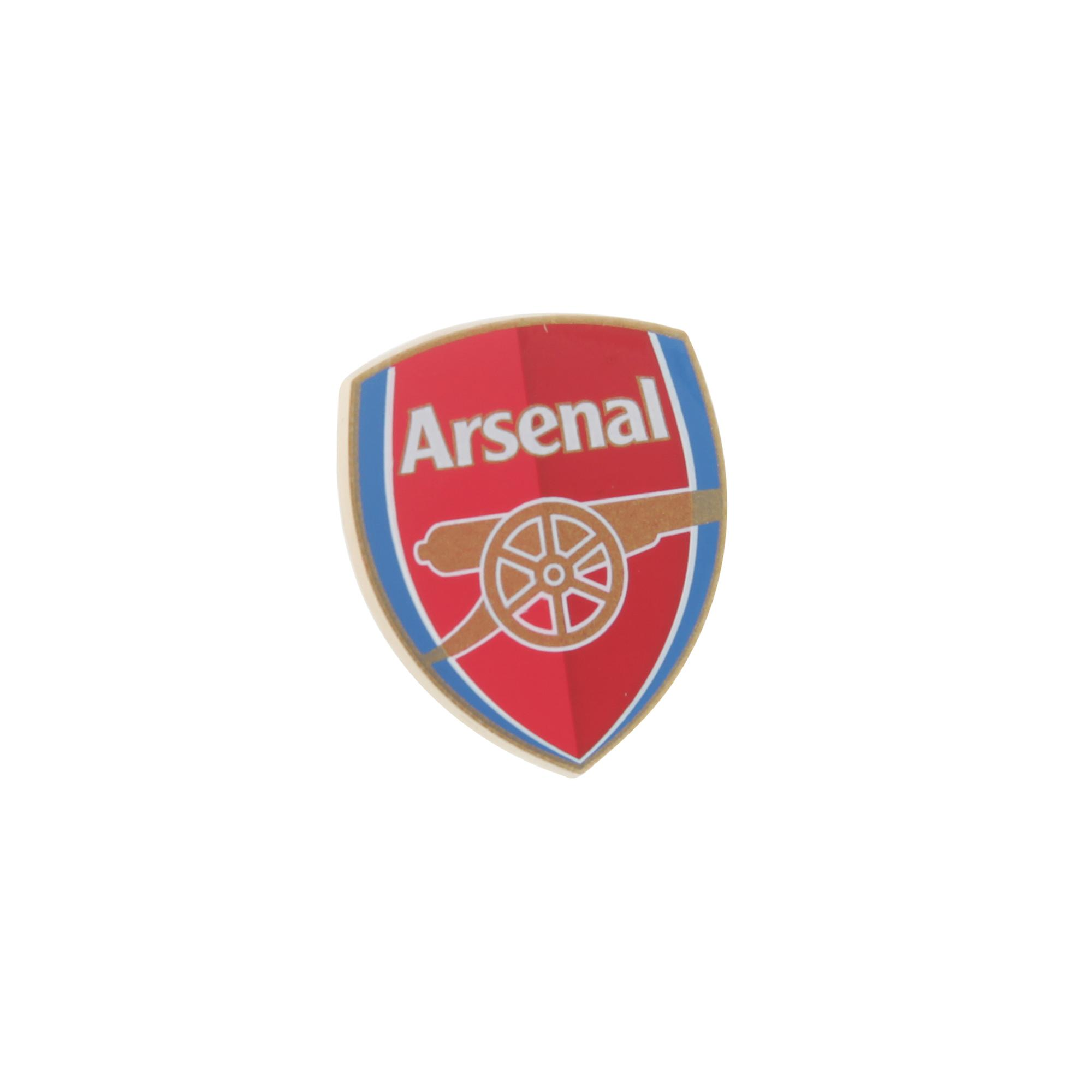 0a098e02c Arsenal FC Official Metal Football Crest Pin Badge