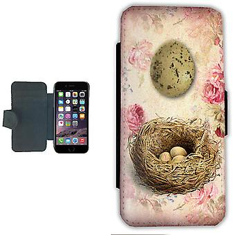 Egg Nest iPhone 7/8 wallet case Pouch wallet Shell