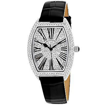 Christian Van Sant Mujeres's Chic Reloj de marcado de plata - CV4840