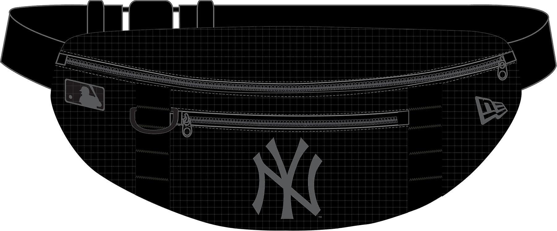 New Era MLB Lightweight Waist Bag ~ New York Yankees black
