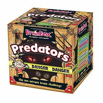 BrainBox Predators Game (55 Cards)