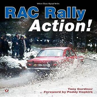 RAC Rally Action by Tony Gardiner