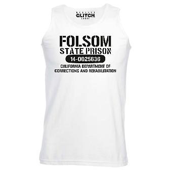 Män ' s Folsom Prison Vest
