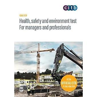 Health safety and environment test for managers and profess