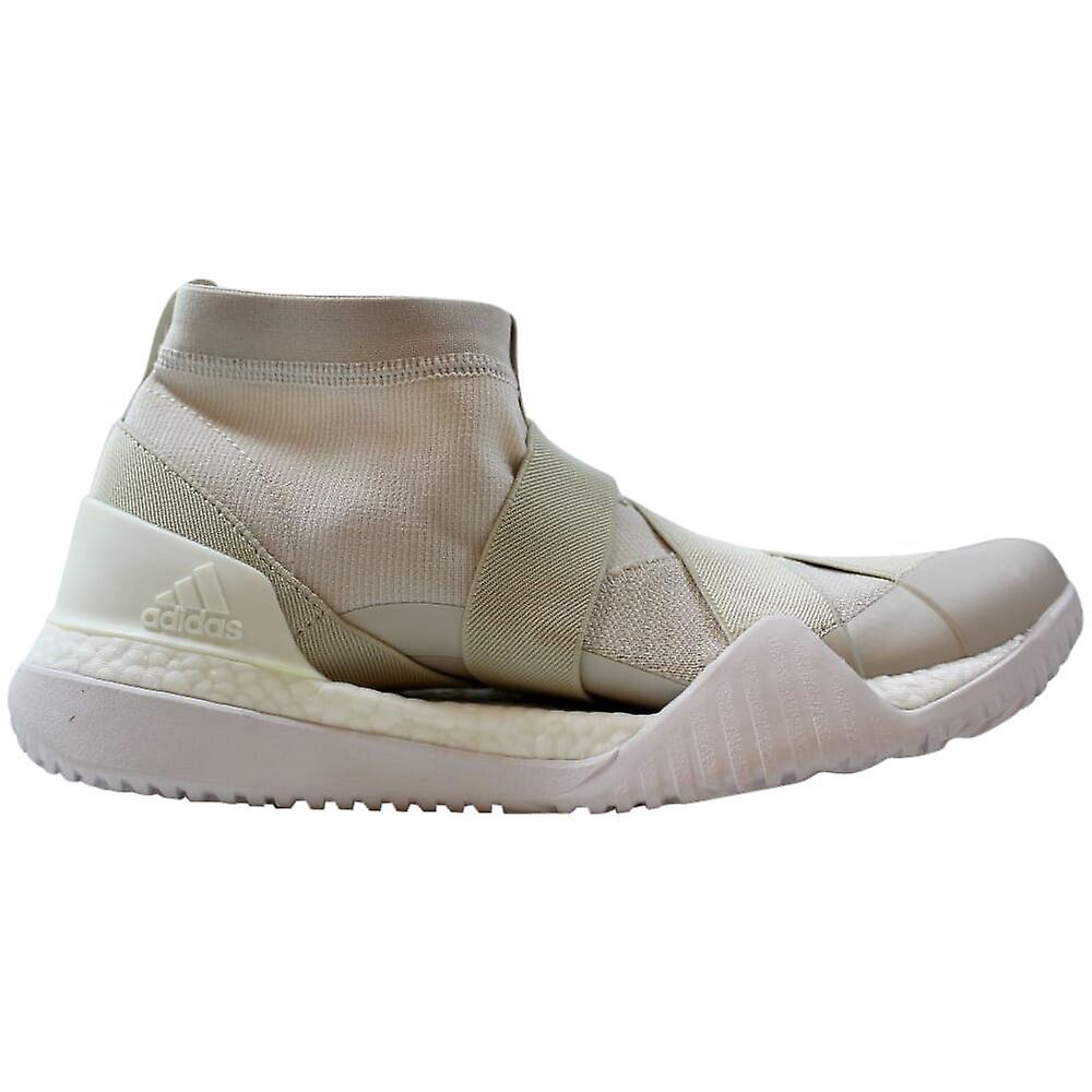 Adidas Pureboost x Trainer 3.0 Chalk Pearl/Crystal White-Cloud White CG3522 Women's D0hGa