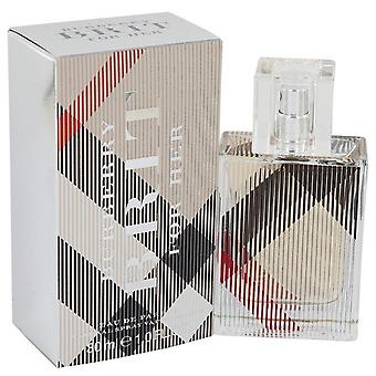 Burberry brit eau de parfum spray door burberry 541785 30 ml